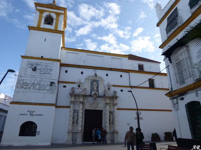 Convento - Iglesia de Jesús Nazareno