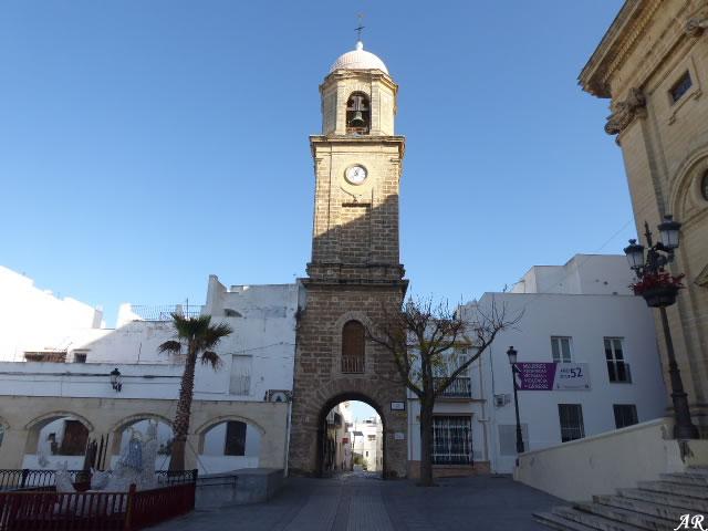 Clock Tower - Chiclana de la Frontera