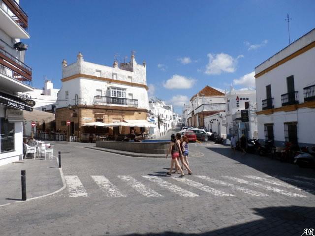 Plaza Puerta de la Villa