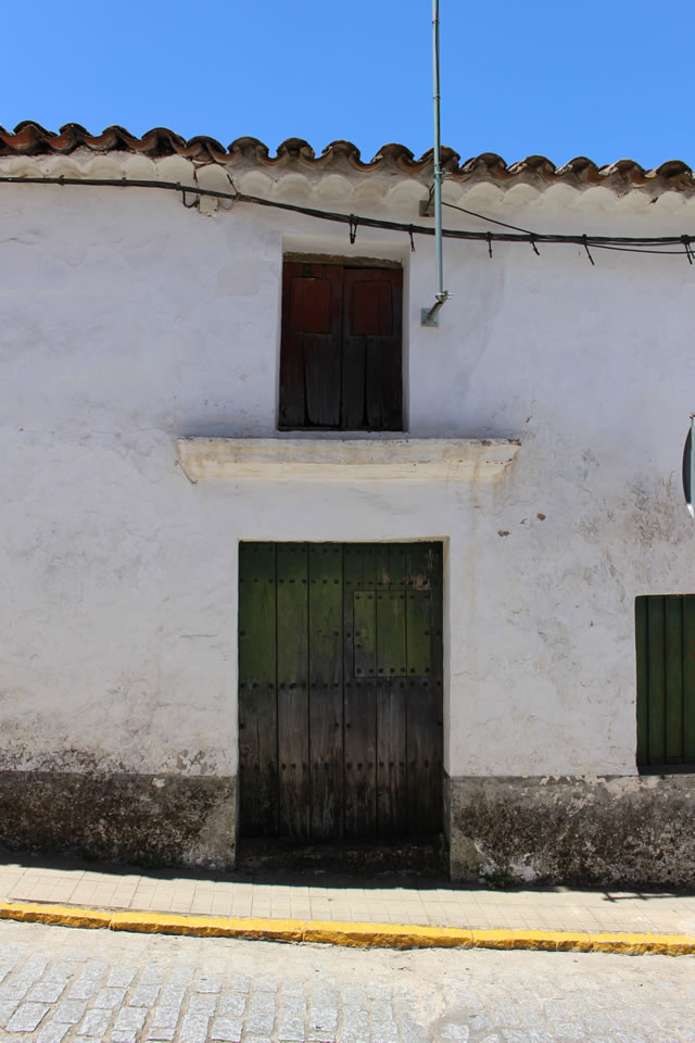 Casa Mudéjar de Cortegana