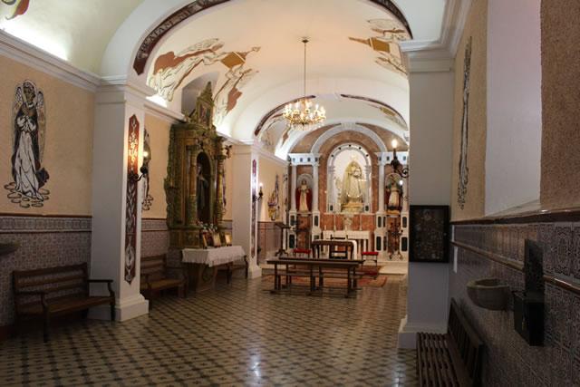 Nuestra Señora de la Piedad Chapel - Cortegana