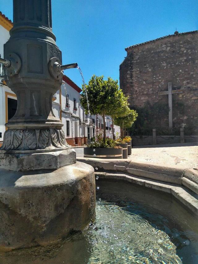 Fuente del Altozano de Cortegana