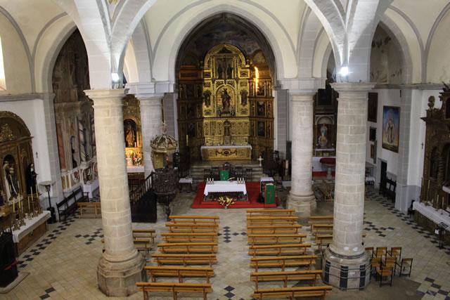 Iglesia del Divino Salvador de Cortegana