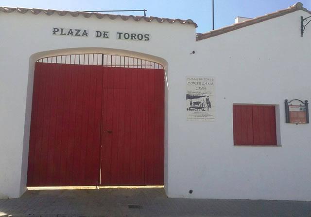 Plaza de Toros de Cortegana - Coso Taurino