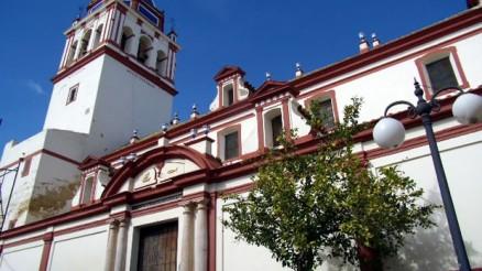 Iglesia de Nuestra Señora de la Consolación de El Coronil