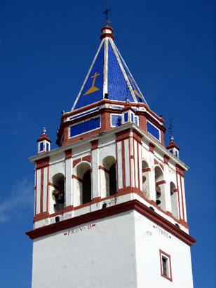 Nuestra Señora de la Consolación Church - El Coronil