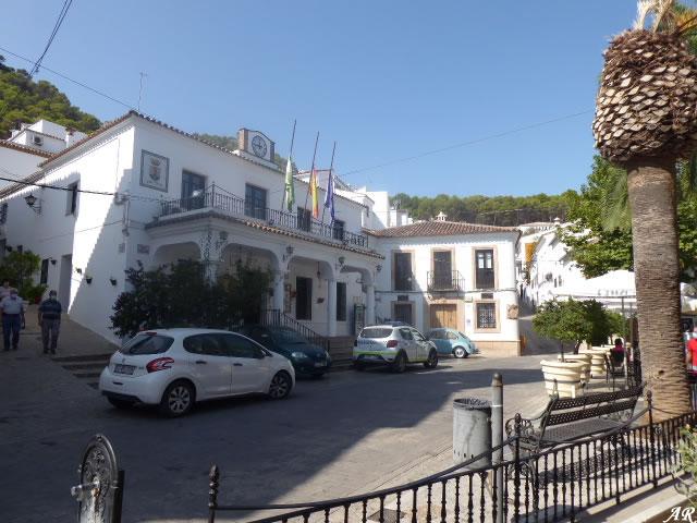 El Gastor Town Hall