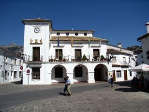 Ayuntamiento de Grazalema - Edificio Civil - Siglo XX