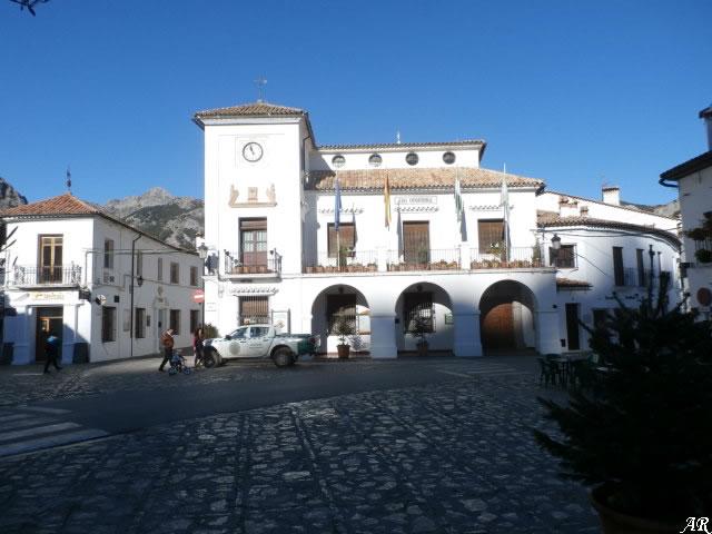 Casa Consistorial - Ayuntamiento de Grazalema