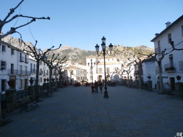 Plaza de España - Grazalema