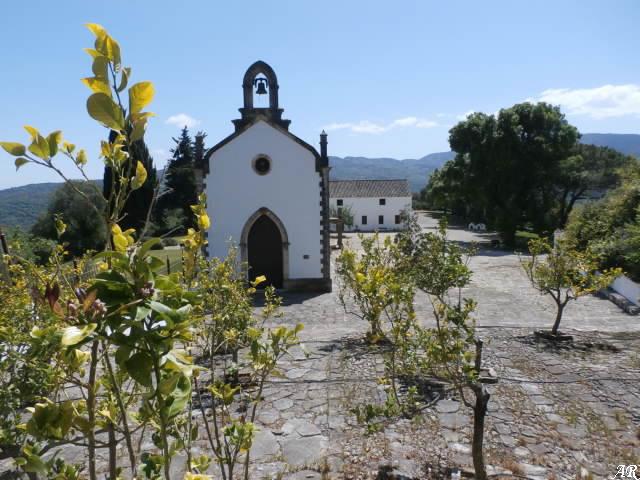 Cortijo del Marrufo - Lugar de Memoria Histórica de Andalucía - Valle de la Sauceda