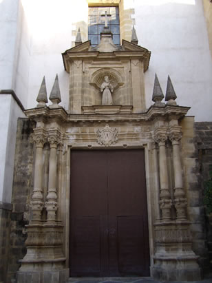 jerez-de-la-frontera-iglesia-de-san-francisco-portada
