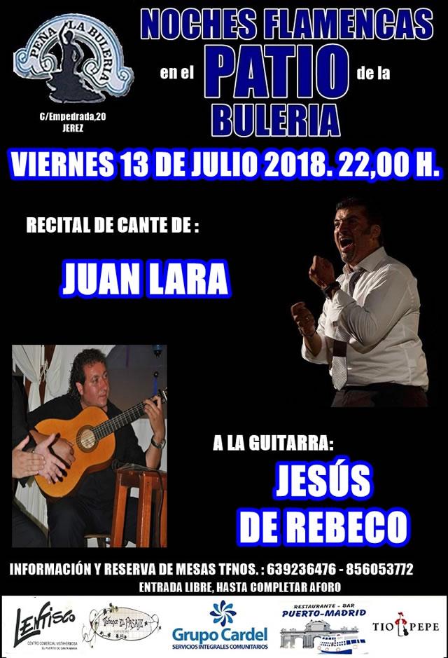 Flamenco nights in the Bulería Patio - Jerez de la Frontera