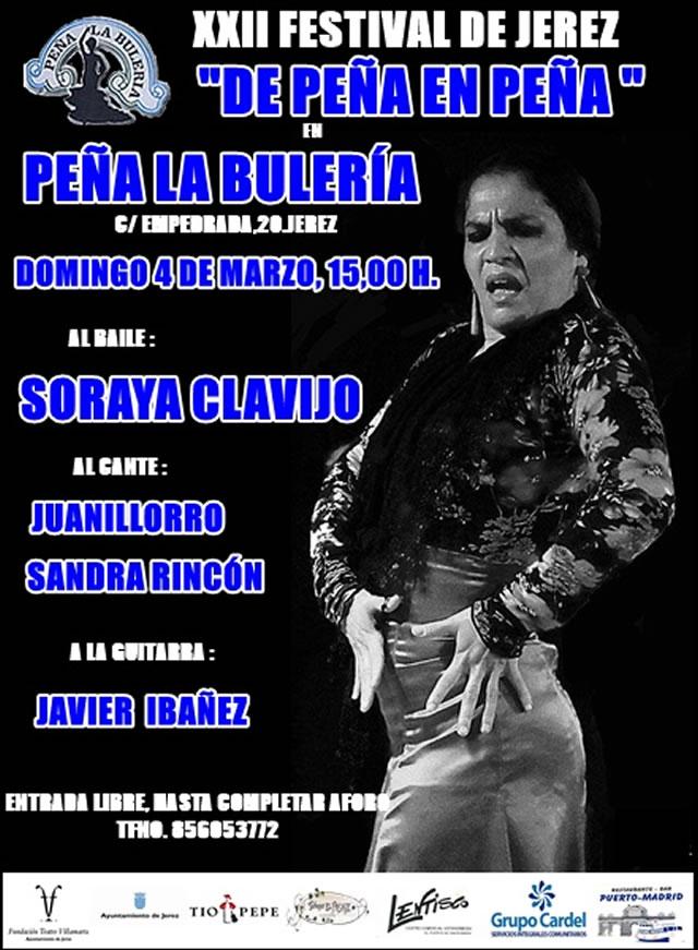 """Peña la Bulería de Jerez de la Frontera - XXII Festival de Jerez """"De Peña en Peña"""""""