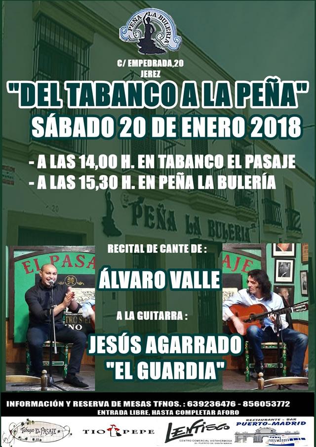 Peña La Bulería - Del Tabanco a la Peña