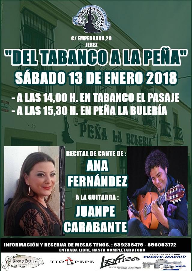 Peña La Buleria - Jerez de la Frontera - Del Tabanco a la Peña