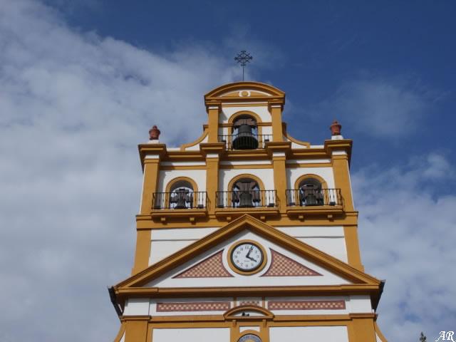 Campanario del Santuario de la Inmaculada Concepción - La Línea dela Concepción