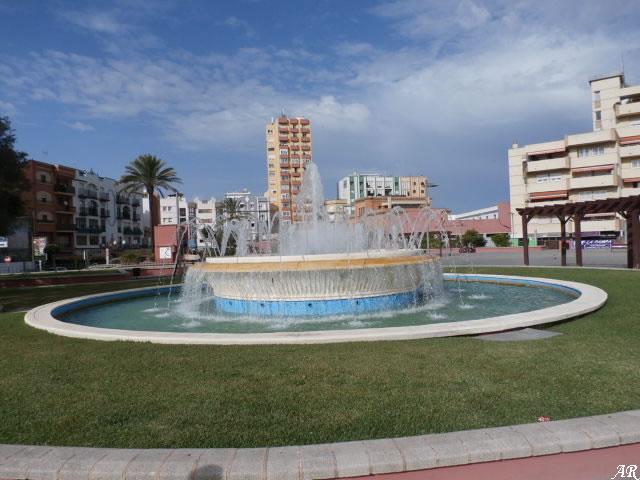 Constitución Square - La Línea de la Concepción