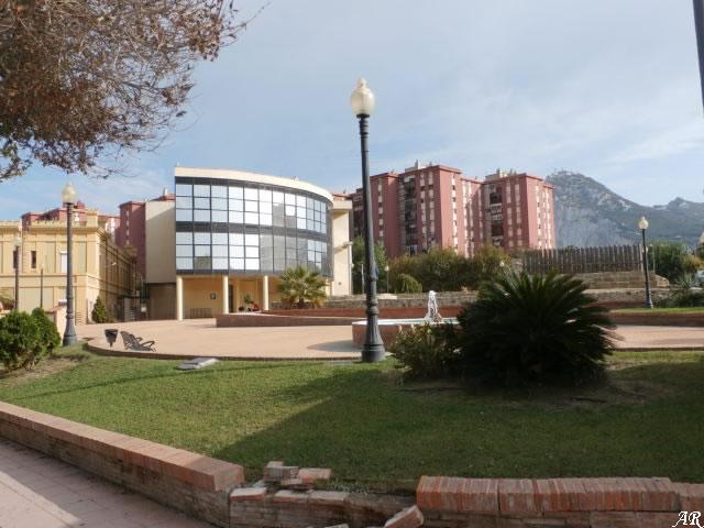 Plaza Juan José García Cabreros - La Línea de la Concepción - Ayuntamiento