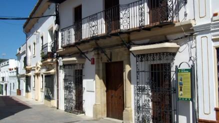 Casa de los Gómez Pecino o Urrutia