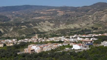 Melegís, Valle de Lecrín, El Valle