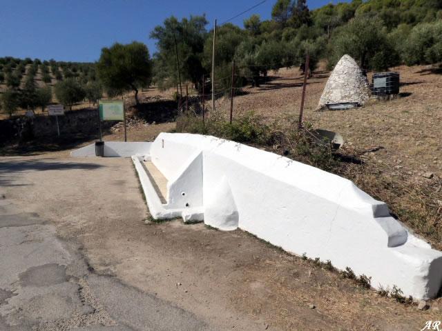 Fuente del Pilar - Prado del Rey