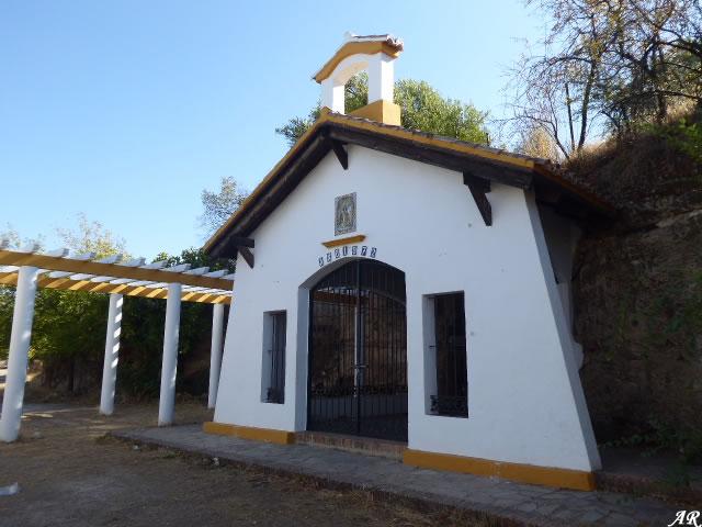 Ermita del Almendral - Puerto Serrano