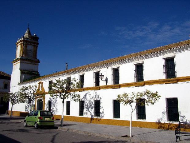 Puerto Serrano, monumentos, fuentes, gastronomía y cómo llegar