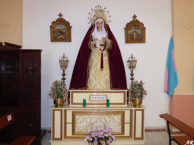 """Santísima Virgen Dolorosa """"Ntra. Sra. del Mayor Dolor - San José del Valle"""
