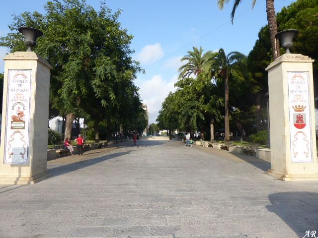 Alameda de Alfonso XI