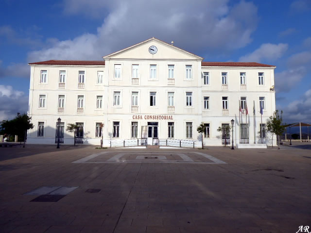 Casa Consistorial - Ayuntamiento de San Roque