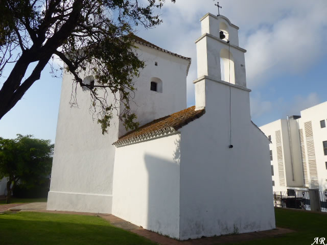 The New San Roque Chapel