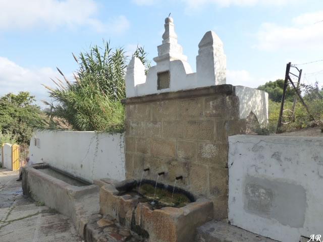 Fuente María España de San Roque