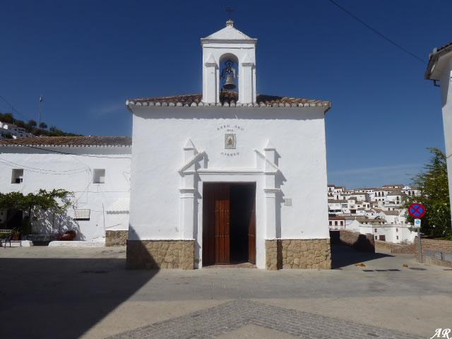 Ermita de Nuestra Señora del Carmen de Setenil de las Bodegas