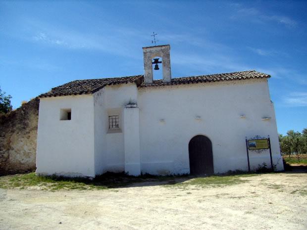 San Sepastian Chapel - Setenil de las Bodegas