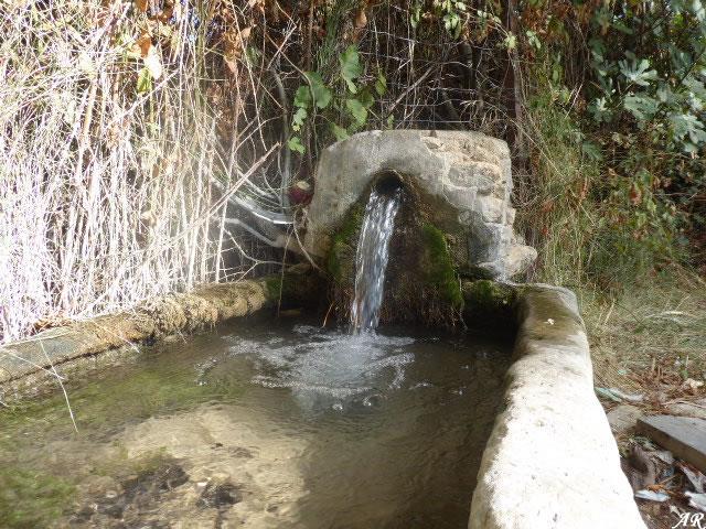Pilar de la Dehesa - Fuentes y Manantiales de Setenil de las Bodegas
