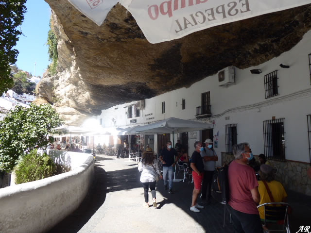 Cuevas del Sol - Setenil de las Bodegas