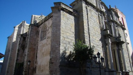 Iglesia Mayor de San Mateo de Tarifa