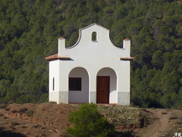 Ermita de las Ánimas - Valle del Zalabí