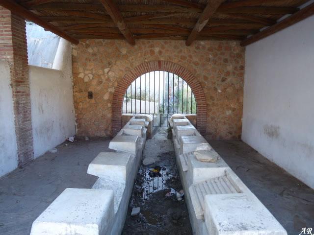 Lavadero de Alcudia - Valle del Zalabí