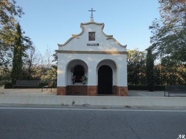 Ermita de las Ánimas de Exfiliana - Valle del Zalabí