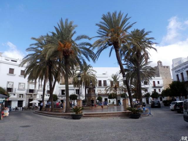 Vejer de la Frontera - Plaza de España