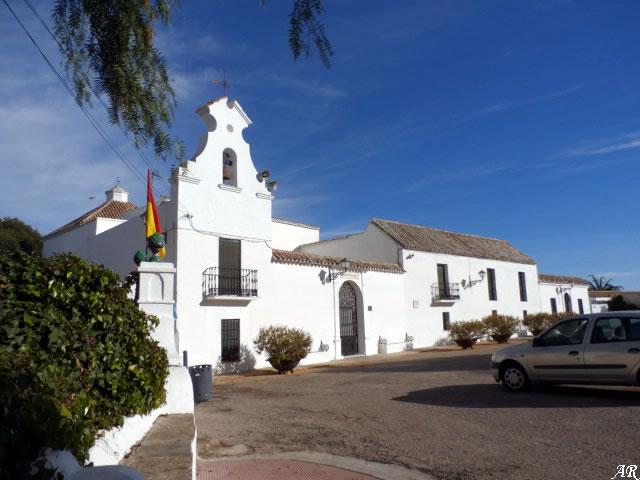 Santuario de Nuestra Señora de la Oliva de Vejer de la Frontera