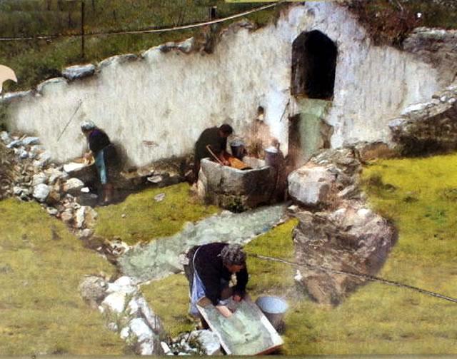 Fuente Aljibe Calzada