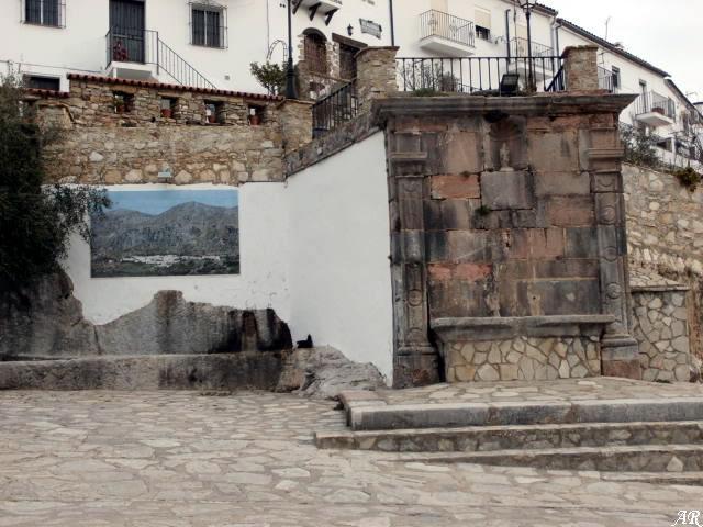 Fuente de Caños de Villaluenga del Rosario - Acueducto Subterráneo - Qanat - Fuente términal del Qanat de Villaluenga