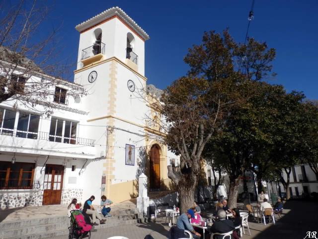 Villaluenga del Rosario - San Miguel Church