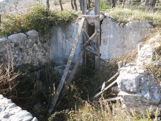 Fuente Aljibe de Agua Nueva - Villaluenga del Rosario