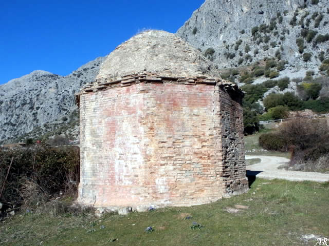 Qanat de Villaluenga del Rosario - Acueducto - Qubbas o Alcubillas