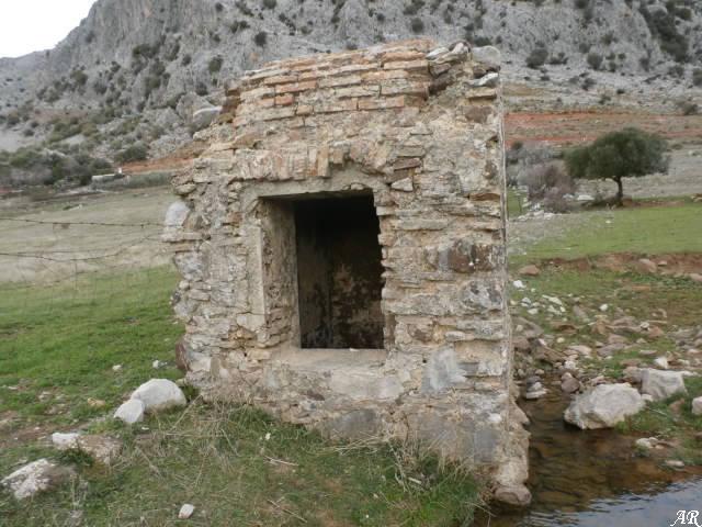 Registro del Acueducto subterráneo de Villaluenga del Rosario