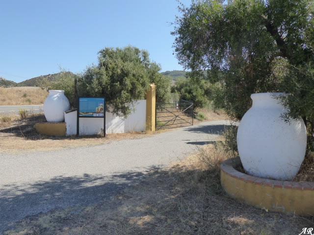 Molino del Callejón - Villamartín